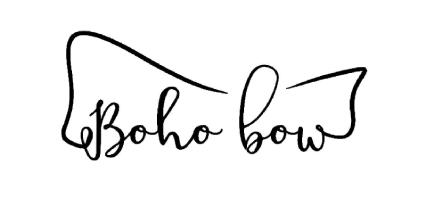 Boho Bow